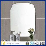 Billig 2mm bis 6mm abschrägender Glaswand-Spiegel für Verkauf