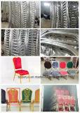 호텔 대중음식점 의자 알루미늄 물자 1.0mm 간격 의자