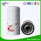 Tirada de lubricación del filtro de aceite de LF670 Fabricación producida por la fábrica