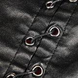 Pantaloni elastici dell'unità di elaborazione di rave K-285 dell'esca sanguinante gotica punk del vampiro