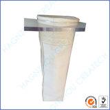 Filtro de la fibra de vidrio del bolso de filtro del colector de polvo de la instalación de tratamiento inútil PTFE