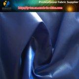 40d tela brillante de nylon para la chaqueta, tela de nylon del llano del tafetán 270t