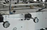Leather/PVC het Knipsel van de Matrijs van de Doos/van de Plastic Zak en het Vouwen van Machine