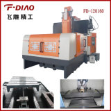 Tipo grande máquina de Granty do corpo de trituração do CNC com os 24 cambiadores da ferramenta dos entalhes (FD120160B)