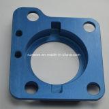 CNC фрезерования деталей из анодированного алюминия