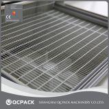 Machine semi automatique d'emballage en papier rétrécissable de cadre
