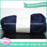 뜨개질을 하는 할인 싼 색깔 40s에 의하여 머서법으로 처리되는 면 털실 가격
