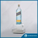 De aangepaste Basis van de Vertoning van de LEIDENE Fles van de Alcoholische drank (hj-DWL06)