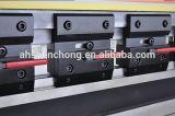 63t Placa Metálica hidráulicas CNC Bender Pressione o freio