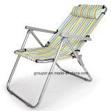금속 Ajustable 접히는 비치용 의자 간편 의자