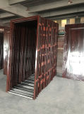 入口の安全ステンレス鋼のドアを熱転送しなさい