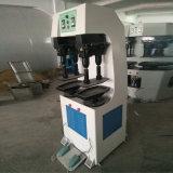 Máquina anexando da máquina de pressão dos pés dobro automáticos única única