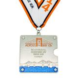 Marathon de 10K de haute qualité de l'exécution Médaille jeton personnalisé longe le fournisseur