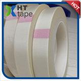 Белая клейкая лента изоляции силикона стеклянной ткани волокна трансформатора