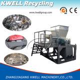 Plastikkisten-Doppelt-Welle-Reißwolf-Maschine