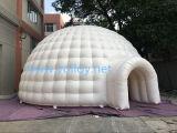 10m de diamètre tente igloo tente dôme gonflable