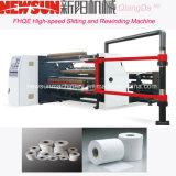 Fhqe-1300 Machine de rembobinage et de rembobinage haute vitesse BOPP
