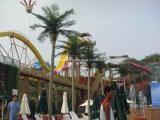2017ホテル浜の景色のための人工的なココヤシの木の木