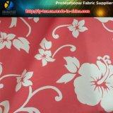 Nylon Taslon Check Tissu d'impression d'eau pour short de planche