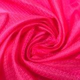 20d * 30d Tissu jacquard en nylon de type diamant pour vêtement extérieur
