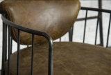 가죽 안락 의자