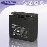 12V19ah de ZonneAGM van de Batterij Zure Batterij van uitstekende kwaliteit van het Lood