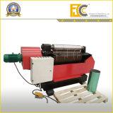 Máquina de rolamento da placa da folha do corpo do filtro