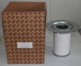 地図書のCopcoの圧縮機のための2901034300/1613750200の空気油分離器