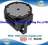 Yaye 18 CREE/Meanwell/5years 보장을%s 가진 가장 새로운 디자인 500W LED 투상 빛/500W LED 탑 기중기 빛