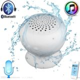 Mini logo portatif sans fil imperméable à l'eau en gros de Whith d'orateur