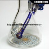 Tubo di acqua di vetro di fumo del narghilé della coppa di Illadelph