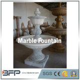 De natuurlijke Fontein van het Water van de Steen Marmeren voor Tuin Indoor&Outfoor