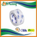 손 사용 접착성 판지 밀봉 테이프