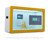Boîte de dialogue Yashi Publicité Publicité L'écran LCD transparent Show Case