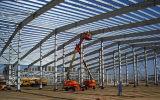 Taller de creación de estructura de acero