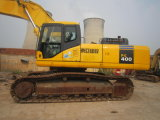 Boas condições em grande escala usadas da máquina escavadora de KOMATSU PC400-7 para a venda