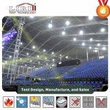 20m Musik-Zelt/Konzert-Zelt mit rundem Dach für im Freienfestival
