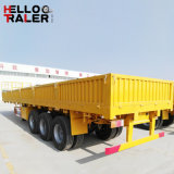 2018 Helloo BPW ejes remolque 50 toneladas de carga de la pared lateral camión trailer