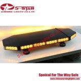 27 pouces en aluminium de récupération de la police 1W Ambre Pinceau lumineux à LED