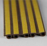 Soft e moldar borracha de vedação de espuma de tipo /e vedações de borracha de porta de madeira