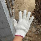 Рабочая естественный белый хлопок перчатки 10 стекло