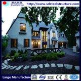 Casa pré-fabricada da construção de aço da luz da construção de aço de Prebab