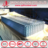 Corrugated гальванизированный лист крыши металла для конструкции