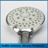 Cuarto de baño moderno 5 Funciones de chorro de masaje Estilo Lluvia Spray Mist cabezal de ducha de mano