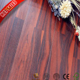 Las selecciones de estilo de piso de cristal laminado de madera