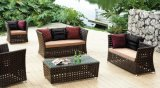 藤FurnitureおよびOutdoor Selectional Sofa