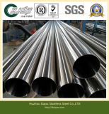 Tubo de encanamento de aço inoxidável para indústria (304H 304L 316L 316TI)