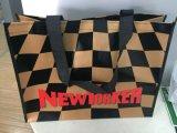 Настраиваемые не тканый мешок, РР из сумки для Advertizement/поощрения