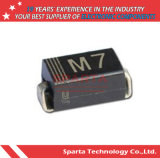 Transistor CI do circuito integrado de M1 M4 M7