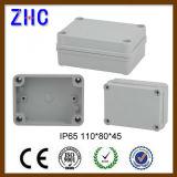 Kleiner elektrischer Fußboden-Plastikunterbrecher-wasserdichter Anschlusskasten der Verteilungs-110*80*45